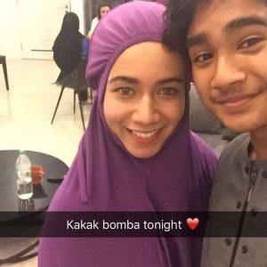 Irfan Haris Dan Amira Othman