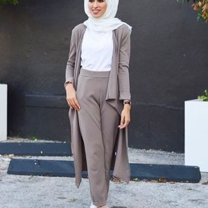 Muslimah Romper Dress