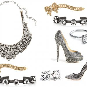 Perhiasan Wanita Yang Berkilau
