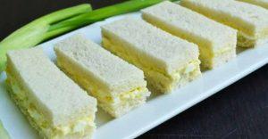 Resepi Sandwich Telur Ala Hotel Yang Sedap