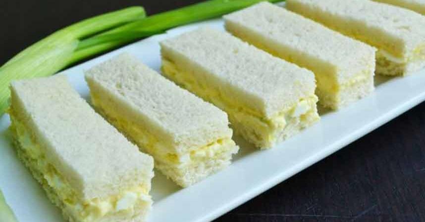 Resep Sandwich Telur Mayonis