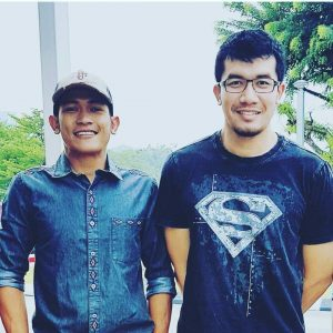 Artis Lelaki Ungku Ismail Aziz Dan Johan As'ari