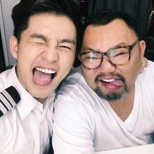 Babak Kelakar Alvin Chong Dan Micheal Ang