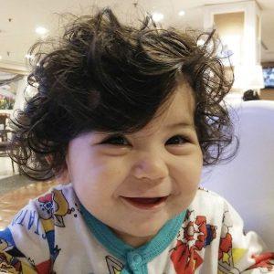 Baby Rambut Kerinting Seri Aileen