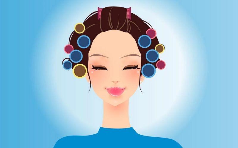 Beauty Girl Cartoon