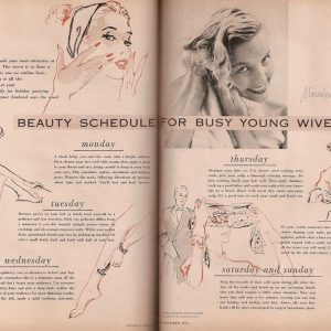 Beauty Schedule For Busy Young Wives