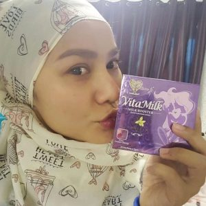 Elly Mazlein Vita Milk Booster