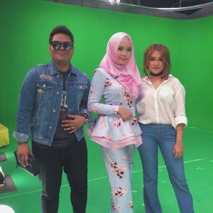 Ernie Zakri, Syamel Dan Furyna Mohd Azmir Pengasas Aura White