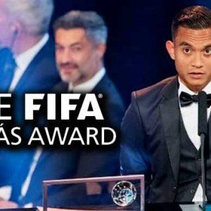 Faiz Subri Fifa Puskas Award 2016