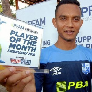 Faiz Subri Menang Awards