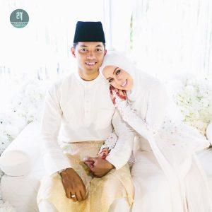 Foto Perkahwinan Izham Tarmizi Dan Mia Ahmad