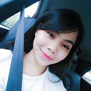 Gambar Cute Wani Kayrie Drive Kereta