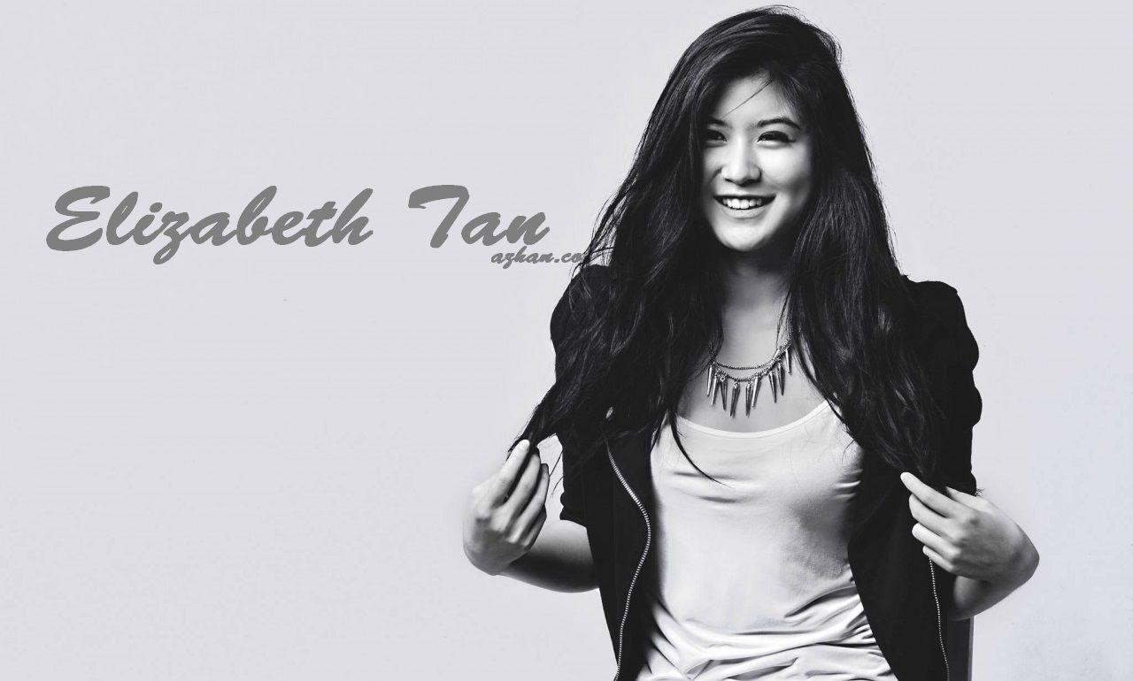 Gambar Elizabeth Tan Yang Sangat Cantik