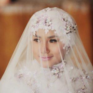 Gambar Perkahwinan Elly Mazlein