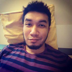 Gambar Solo Ungku Ismail Aziz