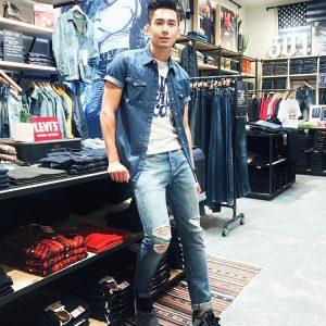 Handsome Guy JC Chee