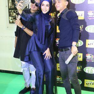 Jaa ERA Selfie Bersama Amira Othman