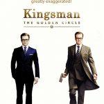 Kingsman The Golden Circle (Poster)