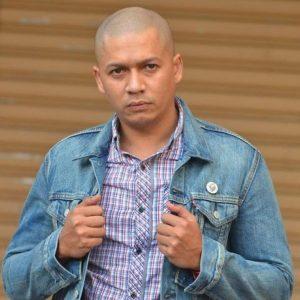 Pekin Ibrahim Dengan Gaya Rambut Untuk Filem Kampung Drift