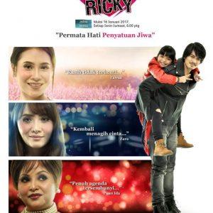 Poster Drama Papa Ricky