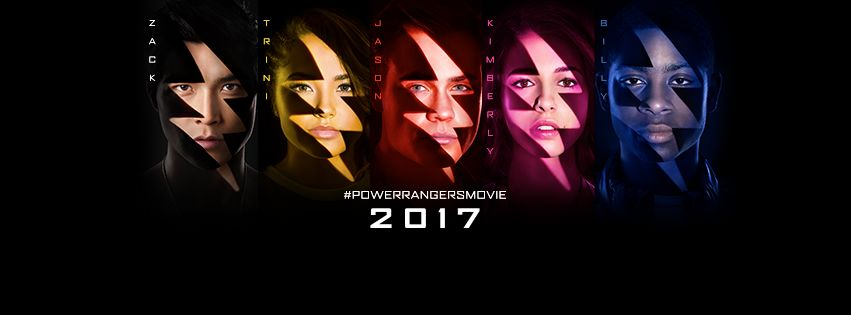 Power Rangers 2017 Coming Soon