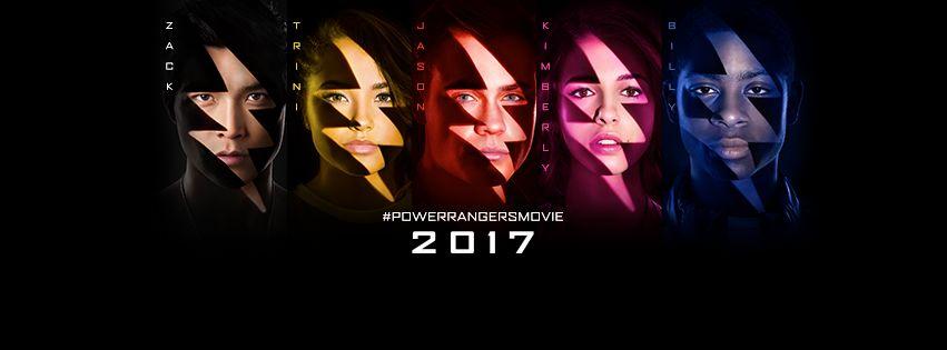 Power Rangers 2017 Coming Soon