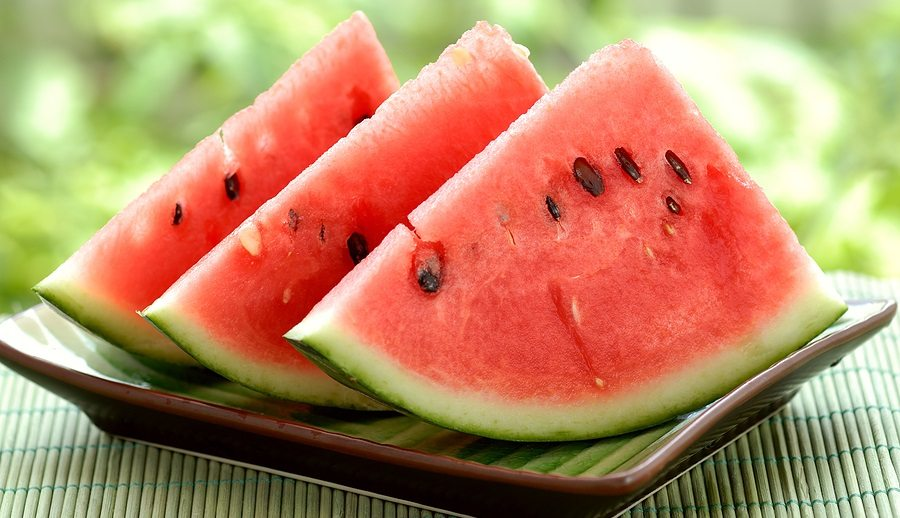 Tembikai Watermelon Slices
