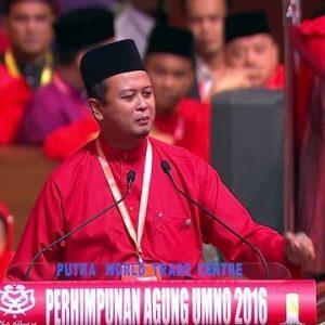 Ustaz Syamsul Debat Di Perhimpunan Agung Umno (PAU)