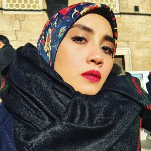 Wajah Cantik Wan Sharmila