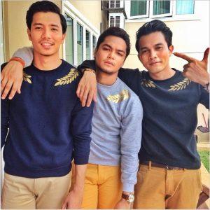 3 Sahabat Syafiq Kyle, Fattah Amin Dan Saharul
