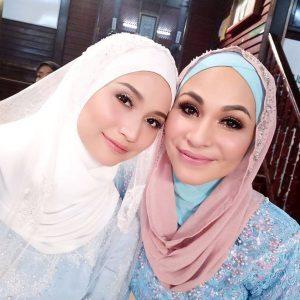 Aleza Shadan Dan Ayda Jebat Bertudung Dalam Drama Awak Sangat Nakal
