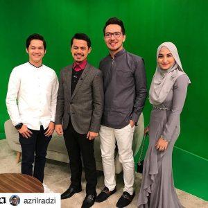 Azril Mohd Radzi Bersama Astro Oasis