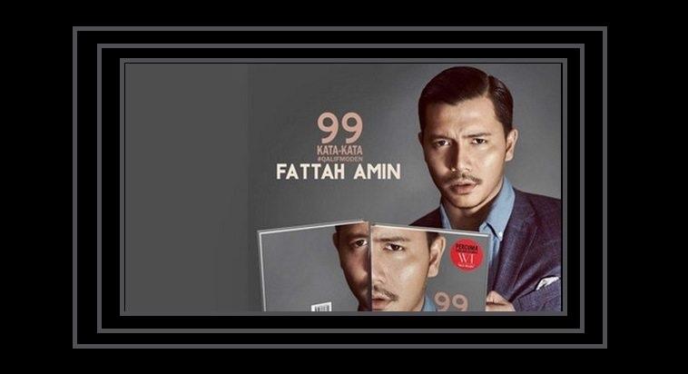 Buku 99 Kata Kata Fattah Amin