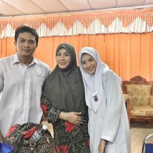 Eleena Sui Bertudung Dalam Liga Masjid