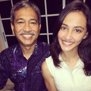 Farah Ann Dan Bapanya