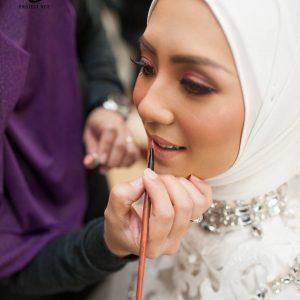 Gambar Perkahwinan Eleena Sui