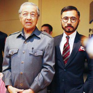 Gambar Wak Doyok Dan Tun Mahathir