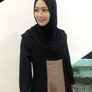 Gaya Muslimah Comel Dan Cantik Lia Natalia