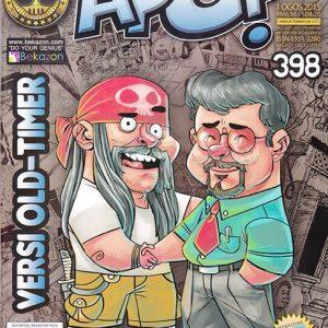 Majalah Apo2 (Edisi Terakhir)