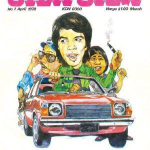 Majalah Gila Gila (Edisi Pertama 1978)