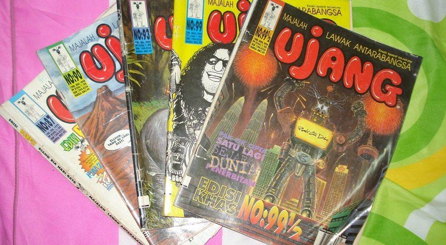 Majalah Komik Popular Malaysia