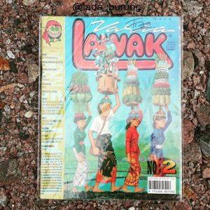 Majalah Varia Lawak (edisi Kedua)