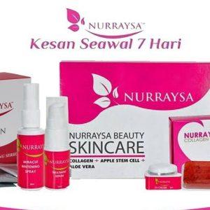 Produk Nurraysa Skin Care