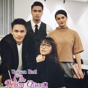 Randy Pangalila Dan Pelakon Drama Urusan Hati Cik Drama Queen