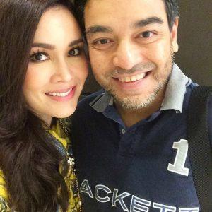 Sarimah Ibrahim Dan Suami Tunku Nadzimuddin Tunku Mudzaffar