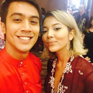 Aliff Aziz Bersama Aisyah Aziz