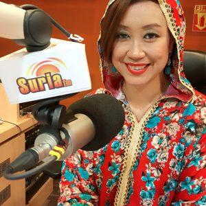 DJ Lin Suria FM