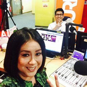 DJ Lin Bersama Zarul Umbrella