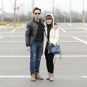 Gambar Romantis Jihan Muse Dan Suami