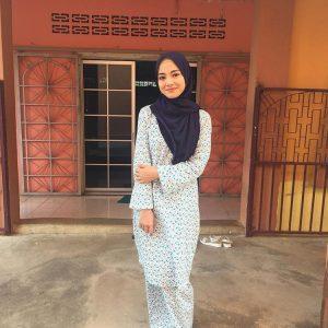 Hanna Farisha Ala Gadis Kampung